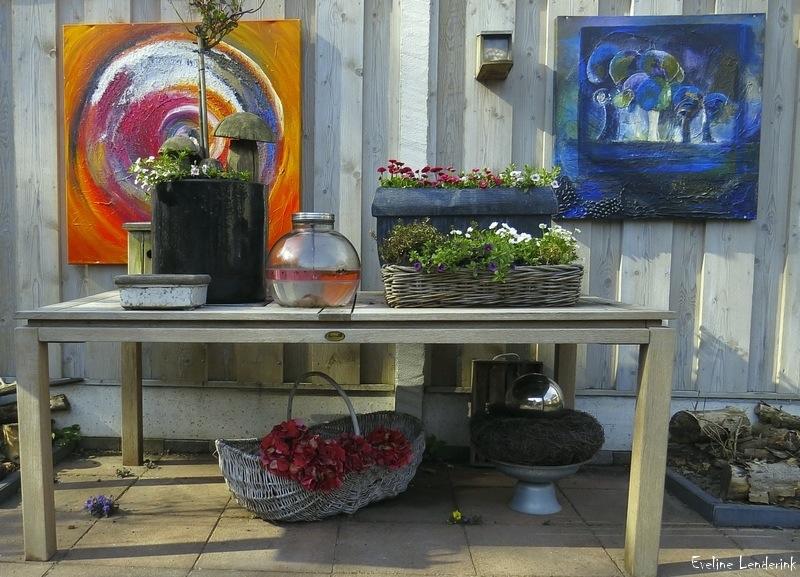 Onze tuin eveline lenderink fotografie for Rob eigen huis en tuin