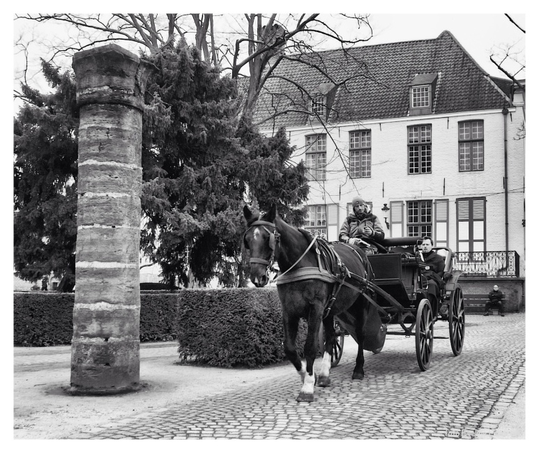 Brugge koets