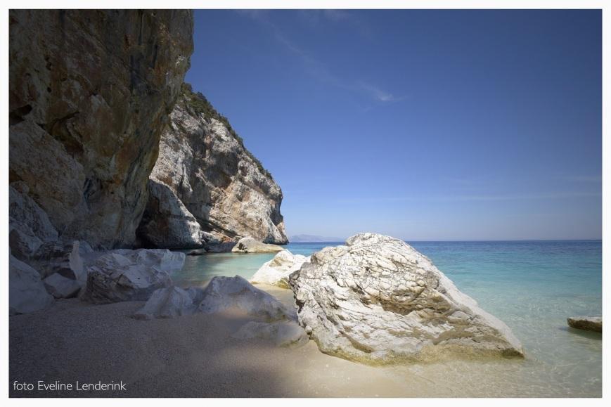 Strand Sardinie